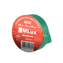Vinyl PVC tape MLux BASE 19 mm x 20 yards (152000009) Green